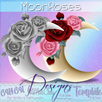 MoonRoses Template