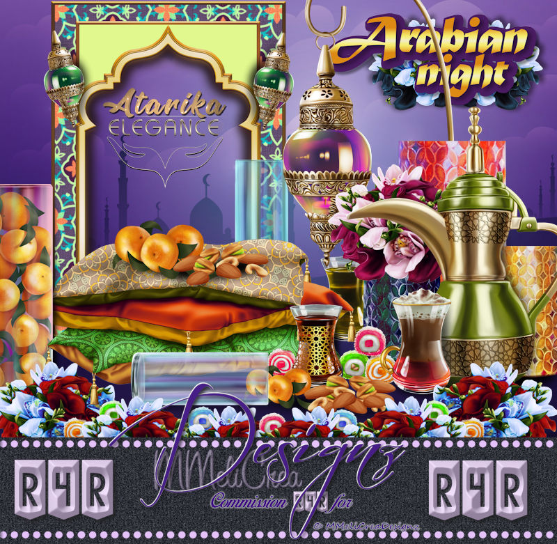 R4RSet - Arabian Night