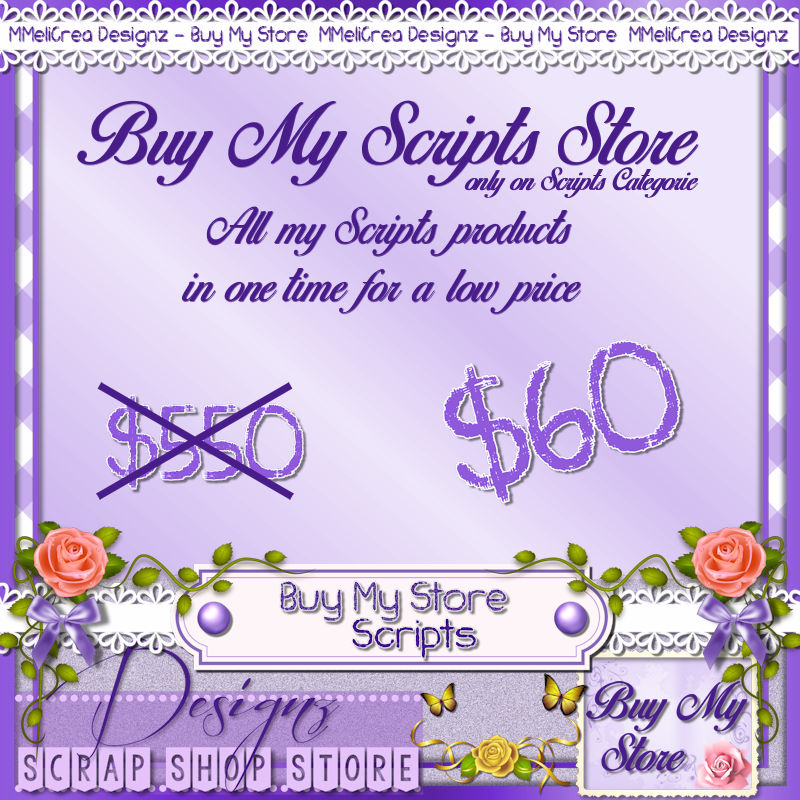 Buy My Scripts Store