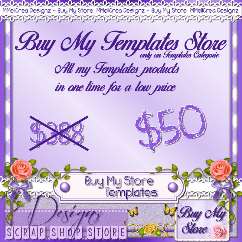 Buy My Templates Store