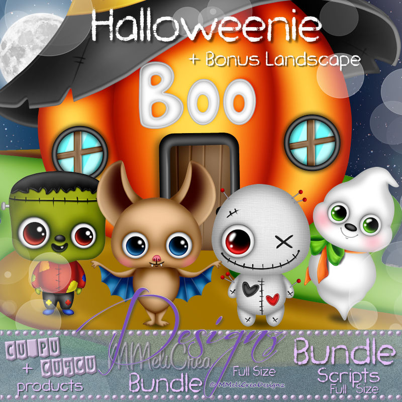 Bundle Scripts Halloweenie