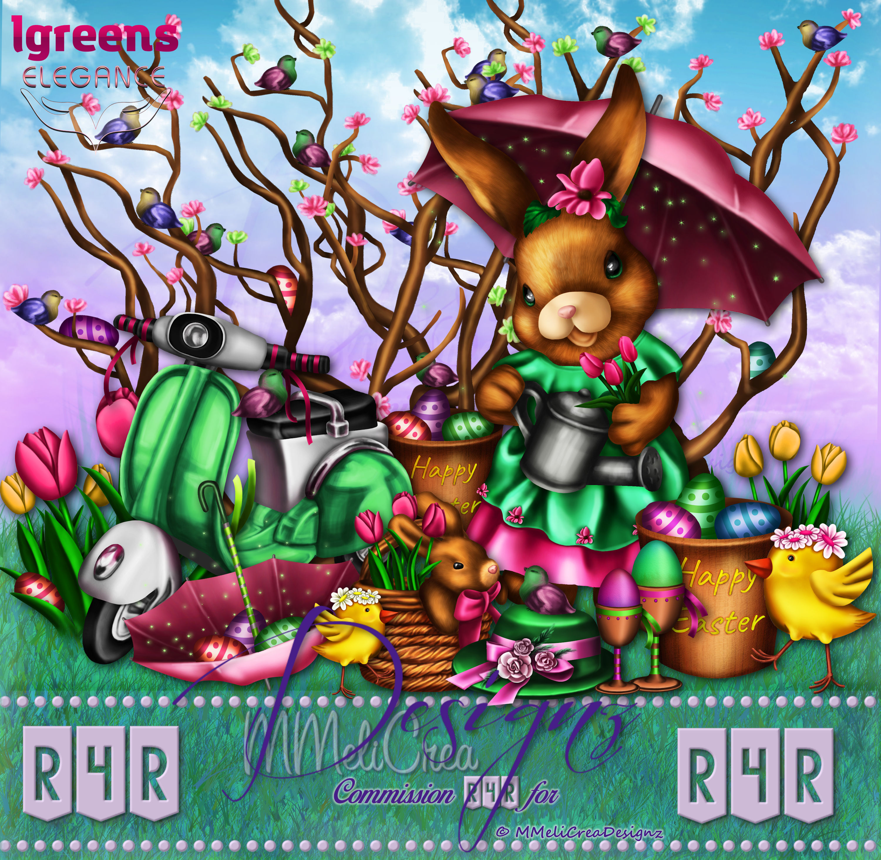 R4R - Easter Bunny