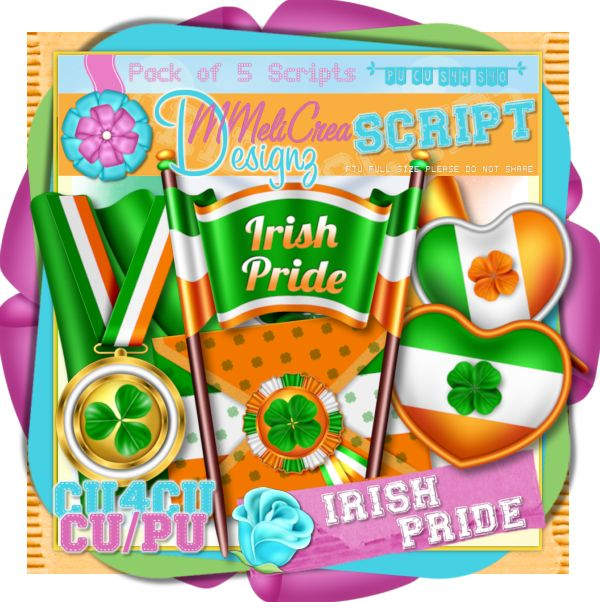 Scripts Pack - Irish Pride