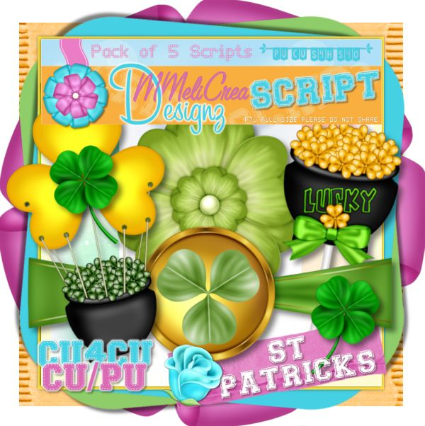 Scripts Pack - St Patricks