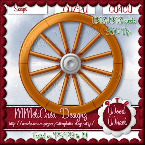 Wood Wheel Script