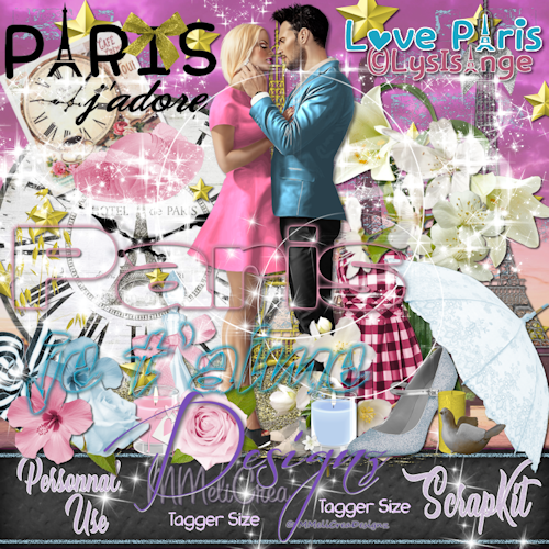 Love Paris (WT)