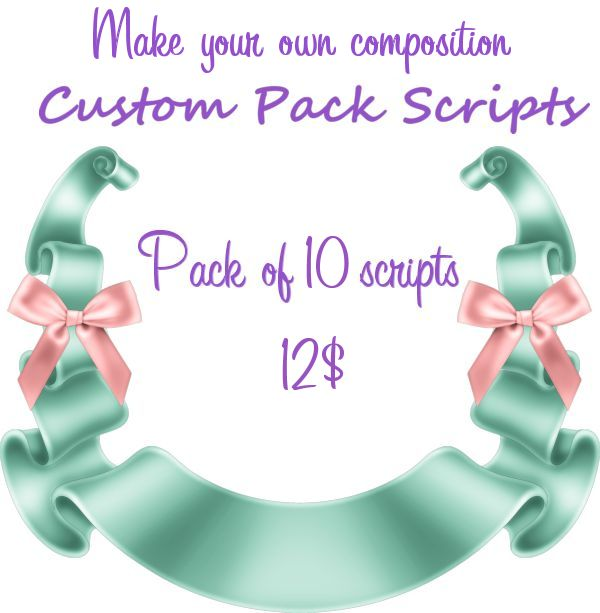 Custom Pack 10 scripts