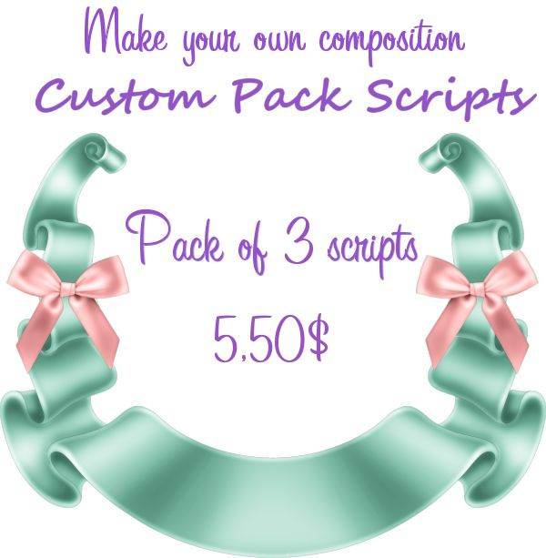 Custom Pack 3 scripts