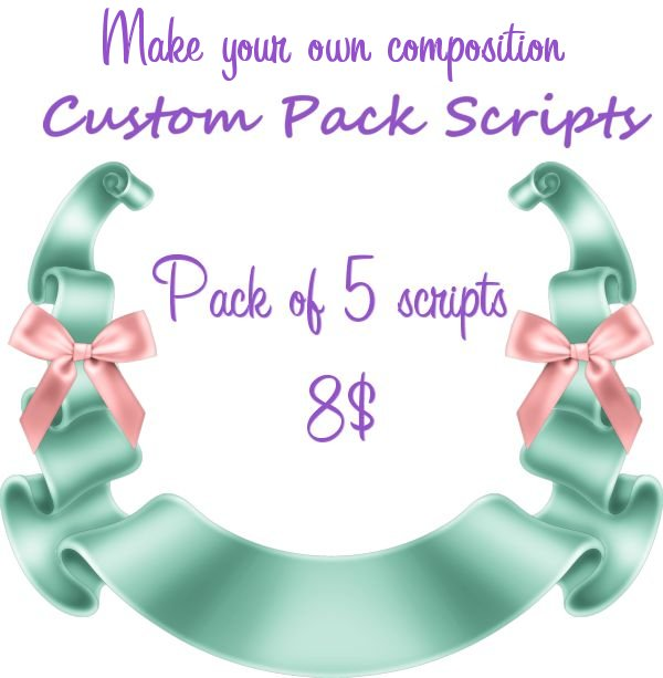 Custom Pack 5 scripts