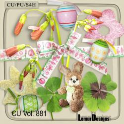 CU Vol. 881 Easter by Lemur Designs
