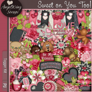Sweet on You Too! Tagger Kit