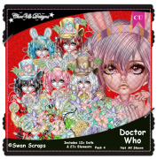 Doctor Who CU/PU Pack 4