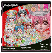 Doctor Who CU/PU Pack 5