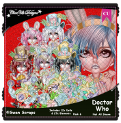 Doctor Who CU/PU Pack 6