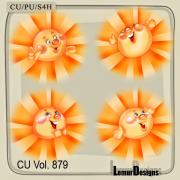 CU Vol. 879 Sun by Lemur Designs