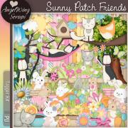 Sunny Patch Friends Tagger Kit