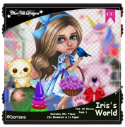 Iris's World CU/PU Pack