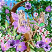 Magic Fairy by IKH Designs