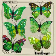 CU Vol. 892 Butterfly by Lemur Designs