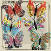 CU Vol. 891 Butterfly by Lemur Designs