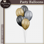 Party Balloons Script