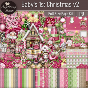 Baby's 1st Christmas v2 Mega Kit