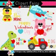 Valentine Day Animals