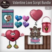 Valentine Love Script Bundle (6 scripts)