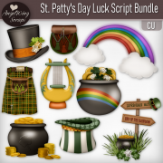 St. Patty's Day Luck Script Bundle (9 scripts)