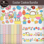 Easter Cookie Bundle