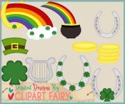 St.Patrick's Day Elements