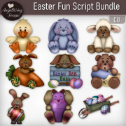 Easter Fun Script Bundle (9 scripts)
