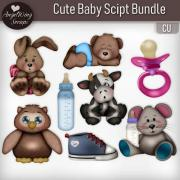 Cute Baby Script Bundle (8 scripts)