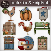 Country Time #2 Script Bundle (9 scripts)