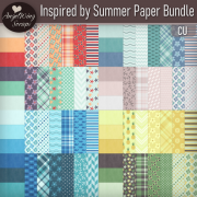 Summer Inspired Paper Bundle
