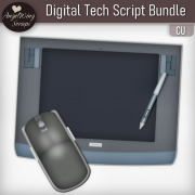 Digital Tech Script Bundle (2 scripts)