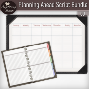 Planning Ahead Script Bundle (2 scripts)